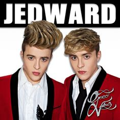 "New single ""Good Vibes"" by Jedward out 25 March!!!"