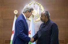 Kerry, Saudis to Discuss Yemen Crisis John Kerry  #JohnKerry