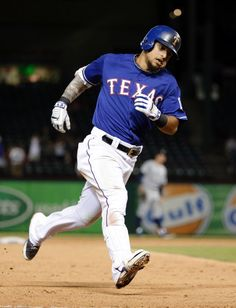 Rougned Odor, Texas Rangers