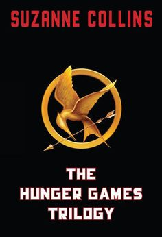 """""""The Hunger Games"""" by Suzanne Collins. Yes, yes, yes!  So fun...have reread the trilogy tri times!!"""
