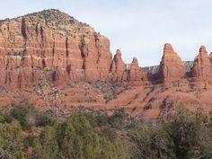 Sedona, Arizona.  Two hours north of Phoenix