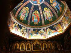 Llamados a la intimidad con el Señor.: Pascua en la iglesia Ortodoxa Rusa de Altea (Alicante).