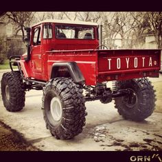 The coolest Toyota you may ever see.