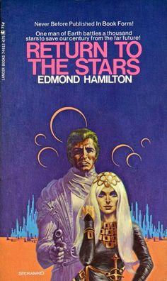 Return to the Stars by Edmond Hamilton