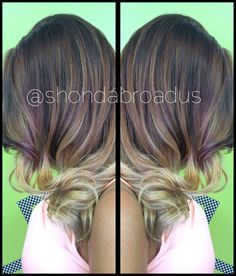 image of COLOR CORRECTION: Copper Brown to Healthy-Looking Ombre