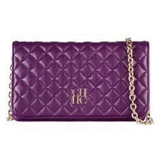 32547df76b Autumn winter 2012: Quilted purses are here to stay! Quilted Amber Bag by  Carolina