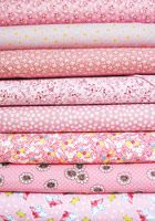 1930's Reproduction Fabric Bundle - Pink