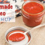 Homemade Ketchup No Sugar Added.....so that's what it's supposed to taste like! Manufacturers sure know how to mess up a good thing and make money and make us fat while at it.