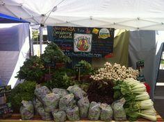 ....farmers market, Boise Idaho