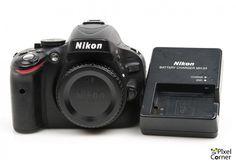 Nikon D5100 Digital Camera Body 16.2MP DSLR 6183 Shots! 3200313