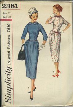 Simplicity 2381 (1958)