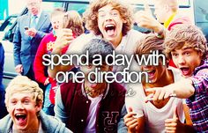 an entire day!? talk about heaven. <3