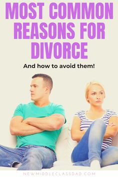 Learn why couples divorce so you can avoid it in your marriage. The top 5 reasons for divorce include money, affairs, and substance abuse. But the reasons for divorce don't have to end your marriage. reasons for divorce top. divorce reasons. The common reasons for divorce can be avoided with planning and communication. reasons for divorce marriage #MarriageProblems #MarriageIssues #ReasonsForDivorce #DifficultMarriage #MarriageAndDivorce #MarriageStruggles Marriage Issues, Marriage Goals, Strong Marriage, Saving Your Marriage, Marriage Problems, Relationship Problems, Marriage Advice, Dating Advice, Marriage Relationship