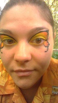 Butterfly Eyes 1