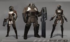 Knights of the Rosy Cross.  Adrian Majkrzak // Sketchin: Black Moth PMC