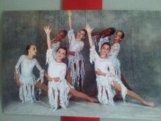 Lyrical group photo. Far left in back row. I look so tan!