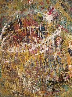 Derek Kaplan Art-STUDIO WALL
