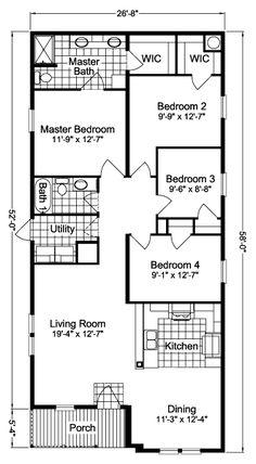27 Best Palm Habor images | Palm harbor homes, Modular home ... Skyline Manufactured Homes Triple Floor Plans Model on