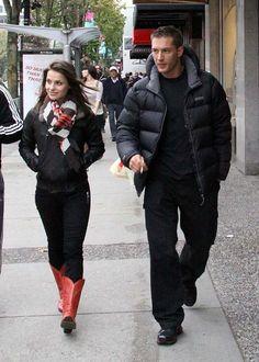 Tom & Charlotte, Cute couple!! Eee