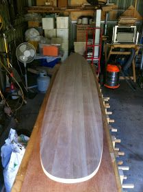 Build A Surfboard 563794447102147392 - Wood Buddha – Building Wood Surfboards: Building a Foam Core Wood Surfboard – A Longboard Part 1 Source by dannybellemare Board Builder, Custom Surfboards, Wooden Surfboard, Diy Boat, Boat Building Plans, Planer, Surfing, Surf Board, Paddle