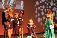 Sorridendo Film Festival 2014 Notte da Oscar a Cinecittà