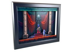 Castlevania Symphony PS1 of the Night Dracula's by Decor8bitArt