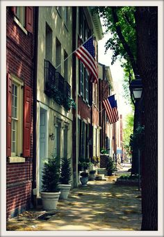 """Philadelphia has two well-known nicknames. It's the """"City of Brotherly Love,"""" and the """"Cradle of Liberty."""""""