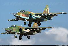 Sukhoi Su-25 aircraft picture