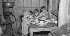 """Let's bust one Great Depression myth right off the bat, courtesy of Megan McArdle: """"even at the height of the Depression, when a quarter of the workforce was unemployed, most people were not on relief, and most were not suffering malnutrition."""" Even if it wasn't all hobos sharing beans on a garbage..."""