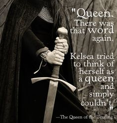 The Queen of the Tearling by Erika Johansen Reading Quotes, Book Quotes, Queen Of The Tearling, Fantasy Heroes, World Of Books, Fantasy Books, Book Fandoms, Historical Fiction, Hunger Games