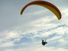 Hang Glider - Black's Beach, La Jolla, CA