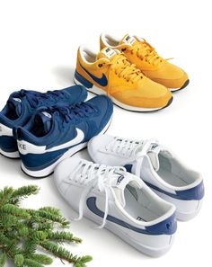 J.Crew In Good Company: We like Nike®. When it comes to Nike's iconic sneakers, we know one style just isn't going to cut it. That's why we offer a full range of classic designs in the latest colors.