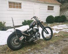 """tikitodd: """" by benhittle69 http://ift.tt/1mhmWcT """" Sportster chopper"""