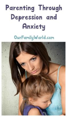 Check out our parenting tips for coming out ahead of depression & anxiety while raising your kids.
