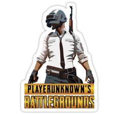'PUBG' Sticker by Sartezz - Best of Wallpapers for Andriod and ios