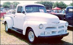 History of the Chevy Truck