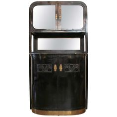 Secessionist Thonet Cabinet | From a unique collection of antique and modern cabinets at http://www.1stdibs.com/furniture/storage-case-pieces/cabinets/