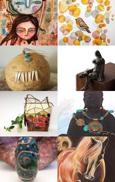 Moon girl dreams by Stacy Hatfield on Etsy--Pinned with TreasuryPin.com