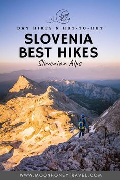 Hiking Routes, Hiking Europe, Hiking Trails, Scotland Hiking, Waterfall Trail, Slovenia Travel, Julian Alps, Best Places To Camp, Mountain Hiking