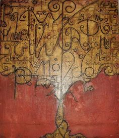 albero alchemico by vladimiro lunardon. Artwork Type: Other; Gallery: Christie's First Open/LDN; Vintage World Maps, Visigothic, Artwork, Art, Work Of Art, Auguste Rodin Artwork, Artworks, Illustrators