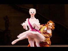 The Sleeping Beauty Puss-in-Boots and White Cat pas de deux (The Royal Ballet) - YouTube