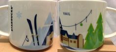 I want all the mugs from places that have snow.