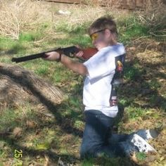 The Red Ryder BB Gun appeared in 1938, manufactured by Daisy Outdoor Products. Modeled after the Winchester rifle, it was as popular then as it...
