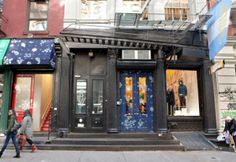 Soho boutique called Opening Ceremony, sells men's & women's clothing & accessories.