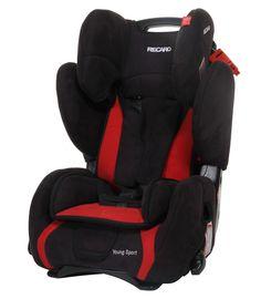Recaro kids car seat?! HELL YEAH!