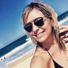 O dia na praia e desligada do mundo! #beachpark #sun #praia #brazil #ceará #dior #estiloandreafialho