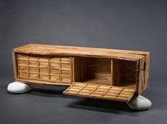 Credenza De Madera Rustica : Best credenza images cabinets buffet cabinet