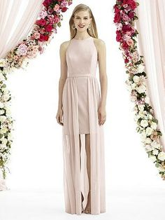 After Six Bridesmaids Style 6739 http://www.dessy.com/dresses/bridesmaid/6739/