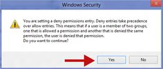 A to Z Image Tutorial on How to do Private Folders Access Denied in Windows 8 Unauthorized User. Windows 8 Security Tips for Business & Individual Users....