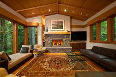 Drywall Fireplace Design Ideas, Pictures, Remodel and Decor